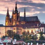 2. Prague castle